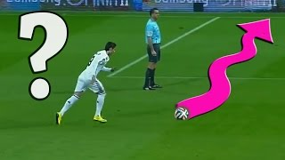НАКЛБОЛ эффект. Секрет Роналду | Knuckleball effect. Ronaldo secret