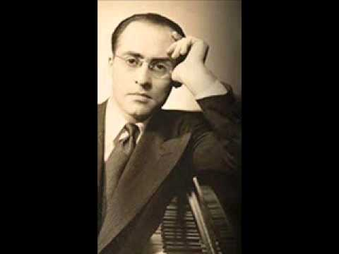 Artur Balsam plays Mozart Concerto No. 16 in D K 451