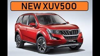 2018 Mahindra XUV500 walkaround and interiors