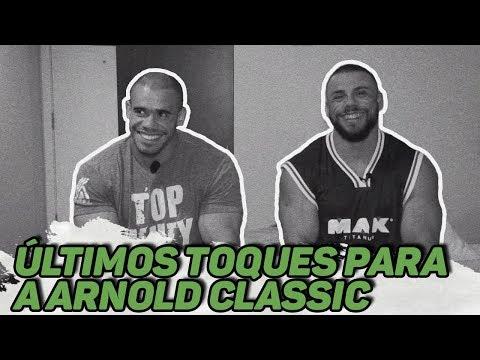 Pesagem Arnold Classic | Julio Balestrin
