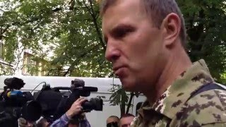 Right Sector Picket The General Prosecutor Office Of Ukraine, June 17 2014