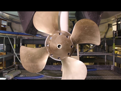 Baltic Yachts' retractable propulsion system