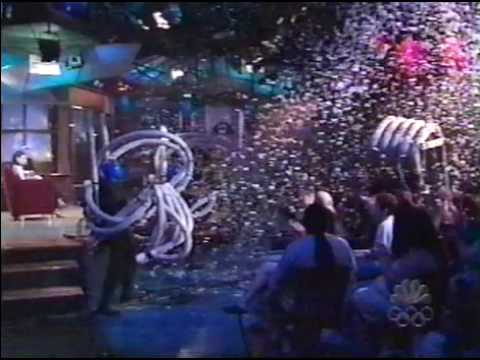Blue Man Group-Rods and Cones(jay leno)