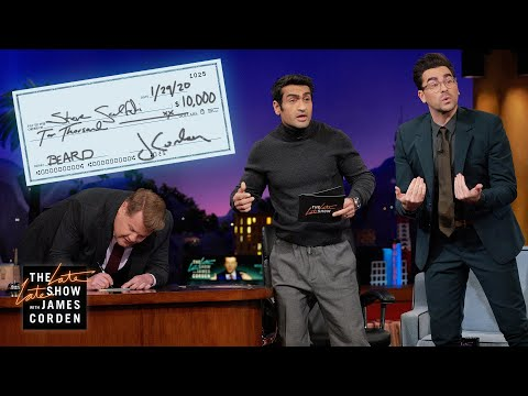$10,000 or We Don't Chat: Kumail Nanjini & Dan Levy Have Demands