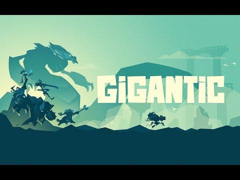 видео: gigantic - СТРИМ