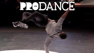 Daniel vs Kid Colombia | Red Bull BC One Western Europe Final 2015