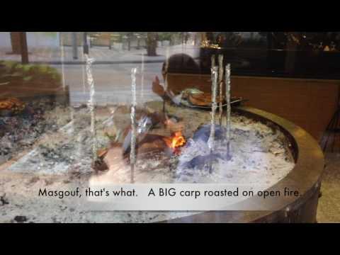 Masgouf... a taste of Iraq