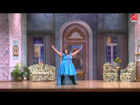 ويزو فى رقصة اسبانية على خشبة  #مسرح_مصر