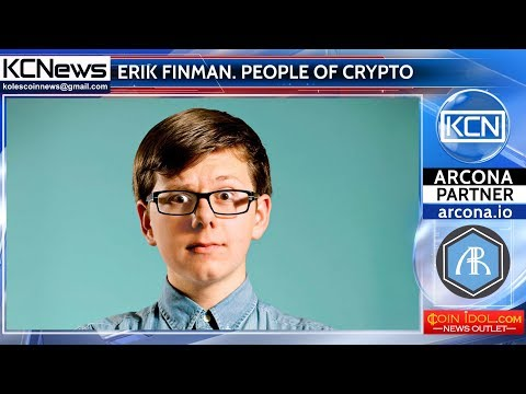People Of Crypto World - Erik Finman