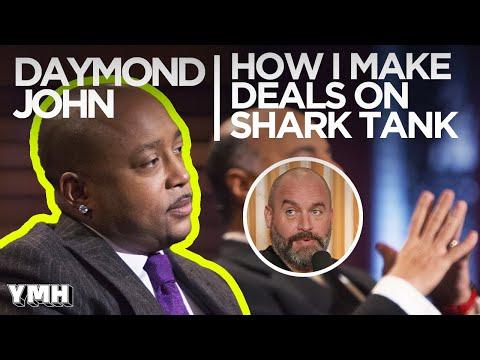 How I Make Deals On Shark Tank - Tom Talks Highlight