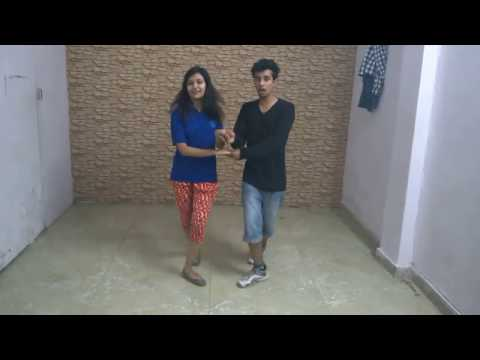 Couple Dance Basic Steps | Dance Performance on Bollywood Song Soniyoo