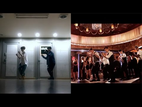 Brian Puspos Choreography Own It By Drake VS Jimin and Jungkook