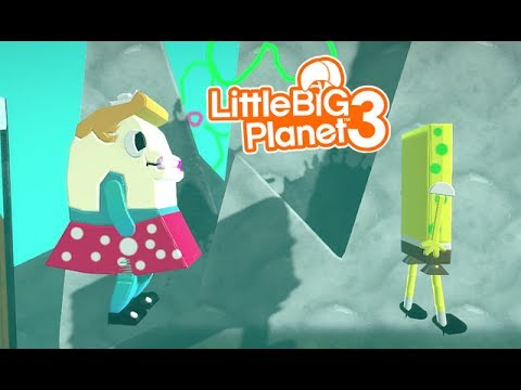 LittleBIGPlanet 3 - SpongeBob Deathrun [Playstation 4]