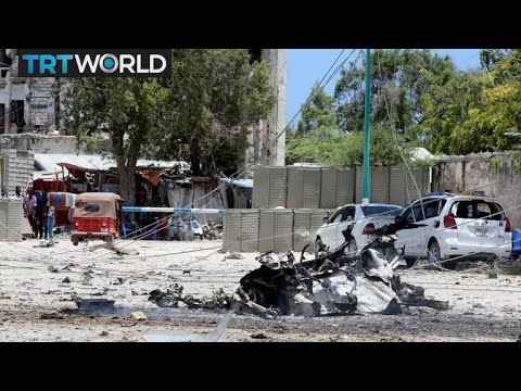 Somalia Blast: At least 15 dead in Mogadishu attack