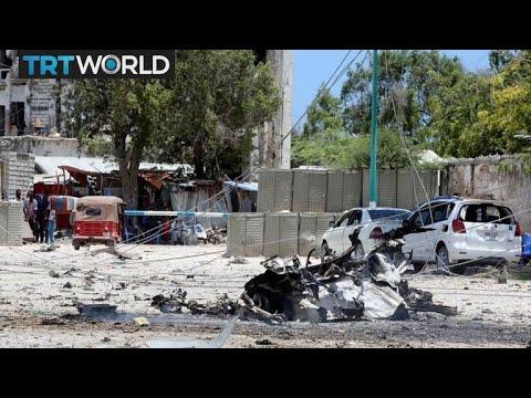 Somalia Blast: At least 15 dead in Mogadishu attack