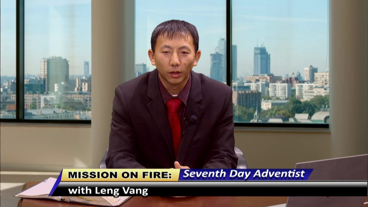 MISSION ON FIRE: The Final Church with Leng Vang, Youth Ministry.