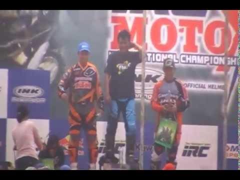 Kejurnas IRC Motocross 2012 - SE 65cc & Mx 2 Novice