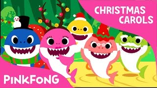 Christmas Sharks | Christmas Carols | Pinkfong Songs for Children thumbnail