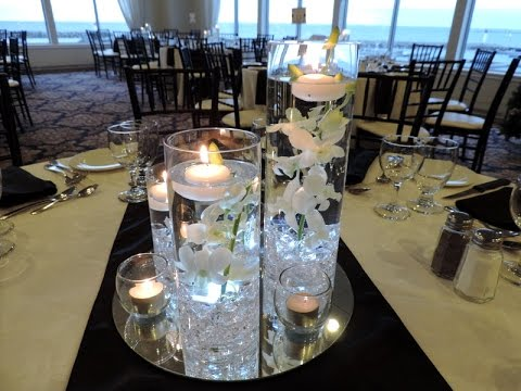 Reception Wedding Decor and Centerpieces IDEAs (Neil & Jennifer's Wedding