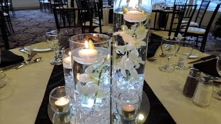 Reception Wedding Decor and Centerpieces IDEAs (Neil & Jennifer's Wedding