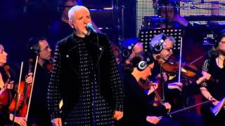 Peter Gabriel HD Downside Up New Blood Orchestra   Live in London (sottotitoli in italiano)