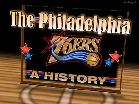 The Philadelphia 76ers - A History