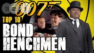 Ranking 007 - Top 10 Henchmen