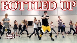 """BOTTLED UP"" - Dinah Jane Ft. Ty Dolla $ign & Marc E. Bassy | James Deane Choreography"