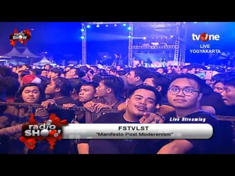 FSTVLST - LIVE RADIO SHOW TV ONE #BEDAITUHEBAT