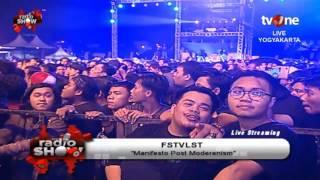 Download Lagu FSTVLST - LIVE RADIO SHOW TV ONE #BEDAITUHEBAT