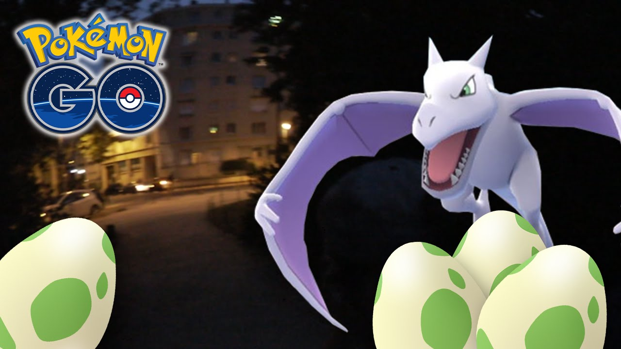 Opening d 39 oeufs ptera dans la nuit vlog pokemon go youtube - Pokemon ptera ...