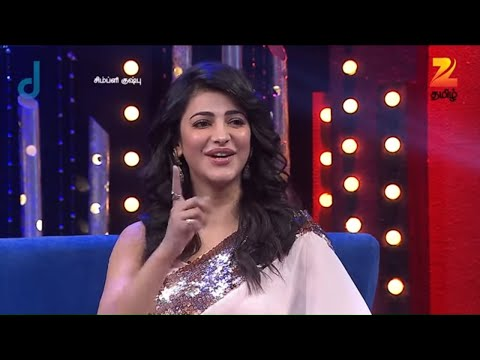 Simply Kushboo - Tamil Talk Show - Episode 14 - Zee Tamil TV Serial - Full Episode