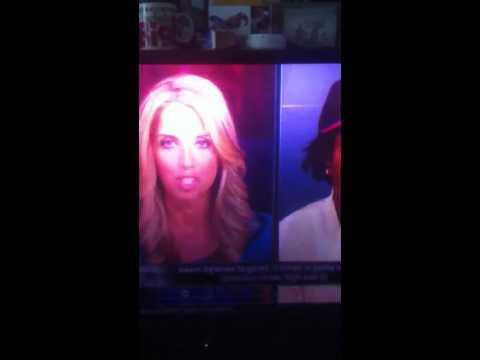ESPN Sportscenter Sara Walsh - Kevin Ogletree Interview