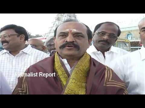 Tamil Nadu Minister Thiru Kadambur Raju Comments on Karunanidhi Family