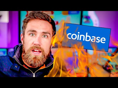 Should you Buy Coinbase Stock? **(Watch BEFORE Noon April 14)**
