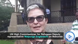 UN Commission for refugees on recognising Makonde community