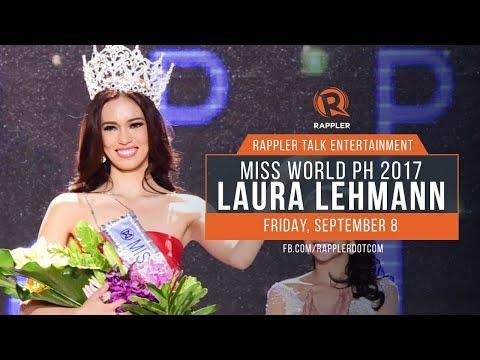 Rappler Talk Entertainment: Laura Lehmann