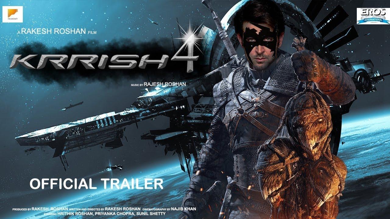 "Download ""Krrish 4 Trailer""Official   61 Mysterious Facts  Hrithik Roshan   Deepika Padukone   Rakesh Roshan"