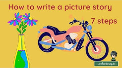 How to write a picture story - 7 steps
