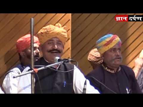 लतीफ़ खान ने गाया करणी माता का भजन | Karni Mata Deshnok | Latif Khan Langa