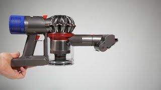 dyson V8 Carbon Fibre - Обзор