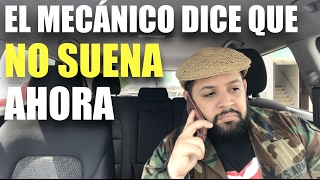 "Tito ""El Bambino"" Ft. Bryant Myers - Ay Mami PARODIA (El mecánico)"
