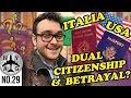 Italian Citizenship Jure Sanguinis: Betraying your ancestors?