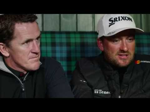 Links Live @ The Jigger Inn - Graeme McDowell and AP McCoy