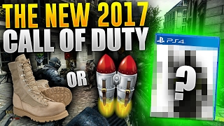 THE NEW 2017 CALL OF DUTY...