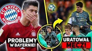 Szok! Courtois URATOWAŁ MECZ, Bayern jest UZALEŻIONY od Lewego, a Messi NIE JEST najlepszy
