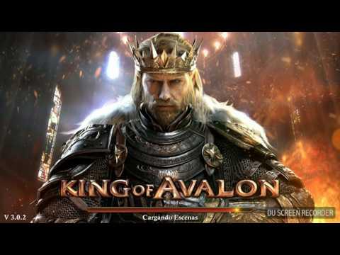 King of Avalon: como subir niveles mas rapido
