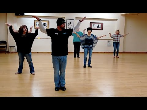 New Thang Line Dance