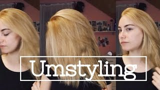 Meine Schwester färbt mir meine Haare :0 fail!