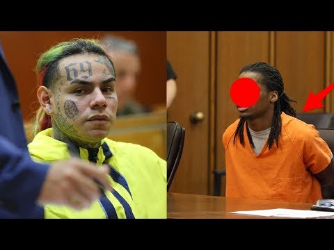 FBI Says They Have A Snitch Among 6IX9INE's Crew That Will P